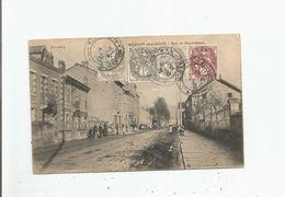 NEUVES MAISONS (MEURTHE ET MOSELLE) 2054  RUE DE NEUFCHATEAU 1917 - Neuves Maisons