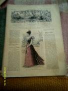 Journal De Famille La Mode Illustrée No 47 (  ) De 38em Année  21 Nov  1897 _6 Pages - Mode