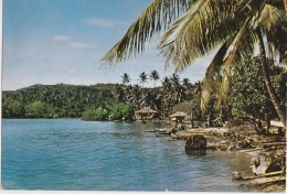 CPM Village D'APOOTI (RAIATEA) - Iles Sous Le Vent - Polynésie Française - Polynésie Française