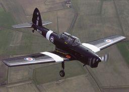 Chipmunk T10  WK518  -  CPM - 1939-1945: 2ème Guerre