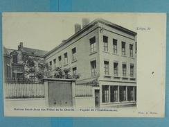 Liège Maison Saint-Jean Des Filles De La Charité Façade De L'Etablissement - Liège