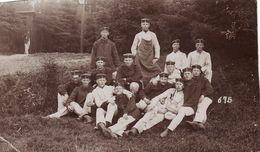CP Photo 1908 ELSENBORN - Soldats Allemands (A185, Ww1, Wk 1) - Elsenborn (camp)