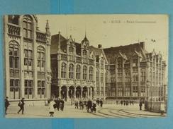 Liège Palais Gouvernemental - Liege
