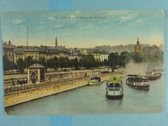 Liège Le Bassin Du Commerce - Liege