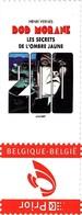 Timbre - Emission Limitée émise Pour La 200è Aventure De Bob Morane - Henri Vernes - Les Secrets De L'Ombre Jaune - Célébrités