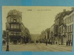 Liège Rue Des Guillemins - Liege