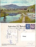 Scozia. Ben Ledi & River Teith. Callander - Stirlingshire