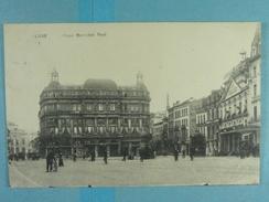 Liège Place Maréchal Foch - Liege