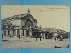 Liège Gare Des Guillemins - Liege