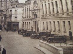 """59 - DOUAI - PALAIS DE JUSTICE - + AFFRANCHISSEMENT EN 1947....18 - 08 -1947 - """" RARE """" - Douai"""