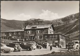Alpenhotel Malbun, Fürstenstum, C.1950s - Peter Ospelt Foto-AK - Liechtenstein