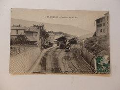 Chambéry, Intérieur De La Gare. - Chambery