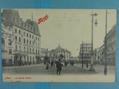 Liège La Place Verte - Liege