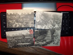 LOT DE 4 CARTES DU 3eme CENTENAIRE  De CHARLEVILLE 1906 - Charleville
