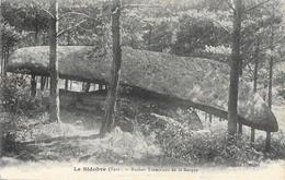 Le Sidobre (Tarn) - Rocher Tremblant De La Barque - Cliché D. Mialhe, Carte Non Circulée - Francia