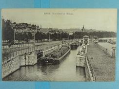 Liège Les Quais Et L'Evêché - Liege