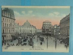 Liège Place Du Maréchal Foch - Liege