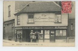 ROYAUME UNI - ENGLAND - LONDON - The Old Curiosity Shop - London