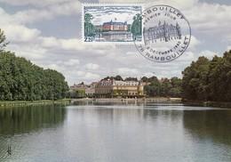 FRANCE - CP OBLITERATION PREMIER JOUR  6 DECEMBRE 1980   RAMBOUILLET 78   / 3 - FDC