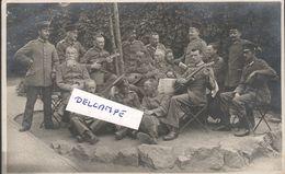 Orchestre Allemend Aux Armées - War 1914-18