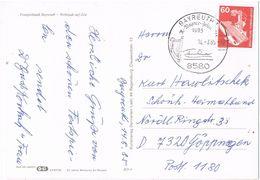 26707. Postal BAYREUTH (Alemania Federal) 1985. Musik WAGNER Compositor - Brieven En Documenten