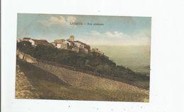 LACOSTE (HERAULT) VUE GENERALE (PANORAMIQUE AVEC EGLISE) - France
