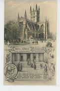 ROYAUME UNI - ENGLAND - WILTSHIRE -  BATH Abbey - Angleterre