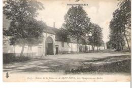 SEPT FONS   Entrée De La Brasserie   Dompierre Sur Besbre - Other Municipalities