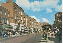 HIGH STREET - EXETER - DEVON - Possibly 1970's/1980's - Exeter