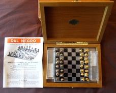 Jeu D' Échecs Magnétique DAL NEGRO ( Parfait état ) - Années 80 - Group Games, Parlour Games