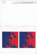 CPSM  Andy Warhol,SELF PORTRAIT 1966 1967 - Warhol, Andy