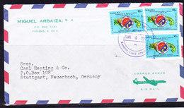 PANAMA , Lettre  De , 1970 ( 17009/015) - Panama