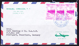 PANAMA , Lettre  De , 1970 ( 17009/016) - Panama