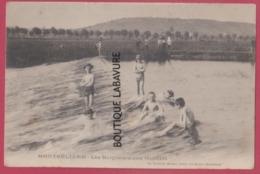 25 - MONTBÉLIARD---Les Baigneurs Aux Brevieres----animé----précurseur - Montbéliard