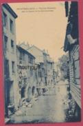 25 - MONTBÉLIARD-----Vieilles Maisons Sur Le Canal De La Savoureuse - Montbéliard