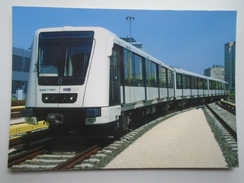 D156158 Subway Metro  Railway  -  -Budapest  Kelenföld - Metropolitana