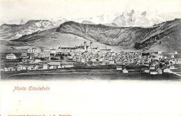 [DC9397] CPA - SVIZZERA - MARIA EINSIEDELN - Non Viaggiata - Old Postcard - Svizzera
