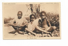 AFRICA MERAVIGLIOSA - PICCOLI AMICI    - MISSIONI AFRICANE DI VERONA - NV FP - Missions
