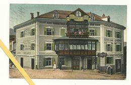 AK Cavalese - Hotel - Um 1915 - Non Classés
