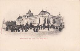 Cp , 75 , PARIS , Exposition De 1900 , Le Petit Palais - Expositions