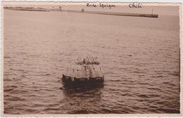 Amerique : Chili :  Rade  Iquique  1934 - Chile