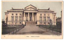 (64) 228, Pau, BJC Paris 11, Palais De Justice, Dos Non Divisé - Pau