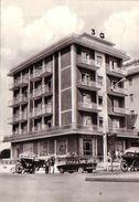 VISERBA-RIMINI-ALBERGO =3G=CARTOLINA VERA FOTOGRAFIA MULTIVEDUTE(4 Immagini)-VIAGGIATA IL 12-1-1969 - Rimini