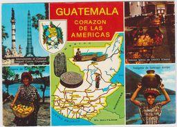 Amerique : Guatemala :  Vues - Guatemala