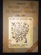 OTTOMAN FACSIMILE Medicine Medicinal Plants Botany Terceme-i Cedide Fi'l Havass - Books, Magazines, Comics