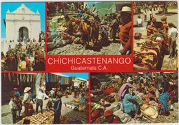 Amerique : Guatemala :Chichicastenango - Guatemala