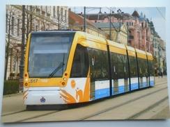 D156164  Tramway Tram Strassenbahn - Bahn - Railway - Tranvia    -Debrecen - Tram