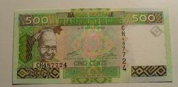 2006 - Guinée - Guinea - 500 FRANCS GUINEENS, Le 1er MARS 1960, CH487724 - Guinea