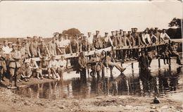 CP Photo Juillet 1915 WARTHELAGER - Soldaten, Truppenübungsplatz (A185, Ww1, Wk 1) - Posen
