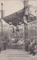 Cpa TOULON - XXVII Année Carnaval 1913 - MISE MOUFO, Reine De La Bouillabaisse - Toulon